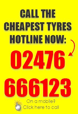Car Tyres Prices Coventry